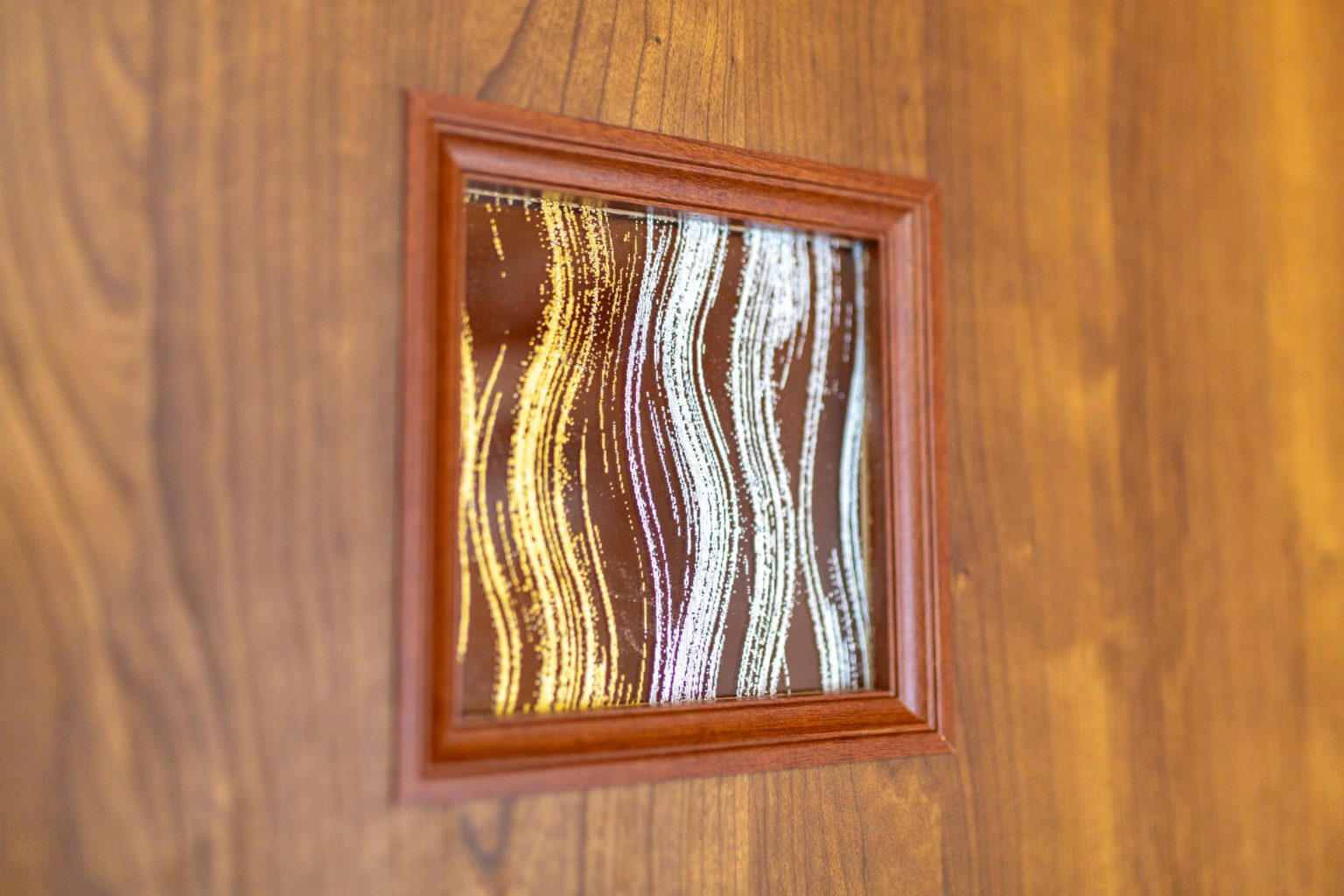 Door glass (Matsu)