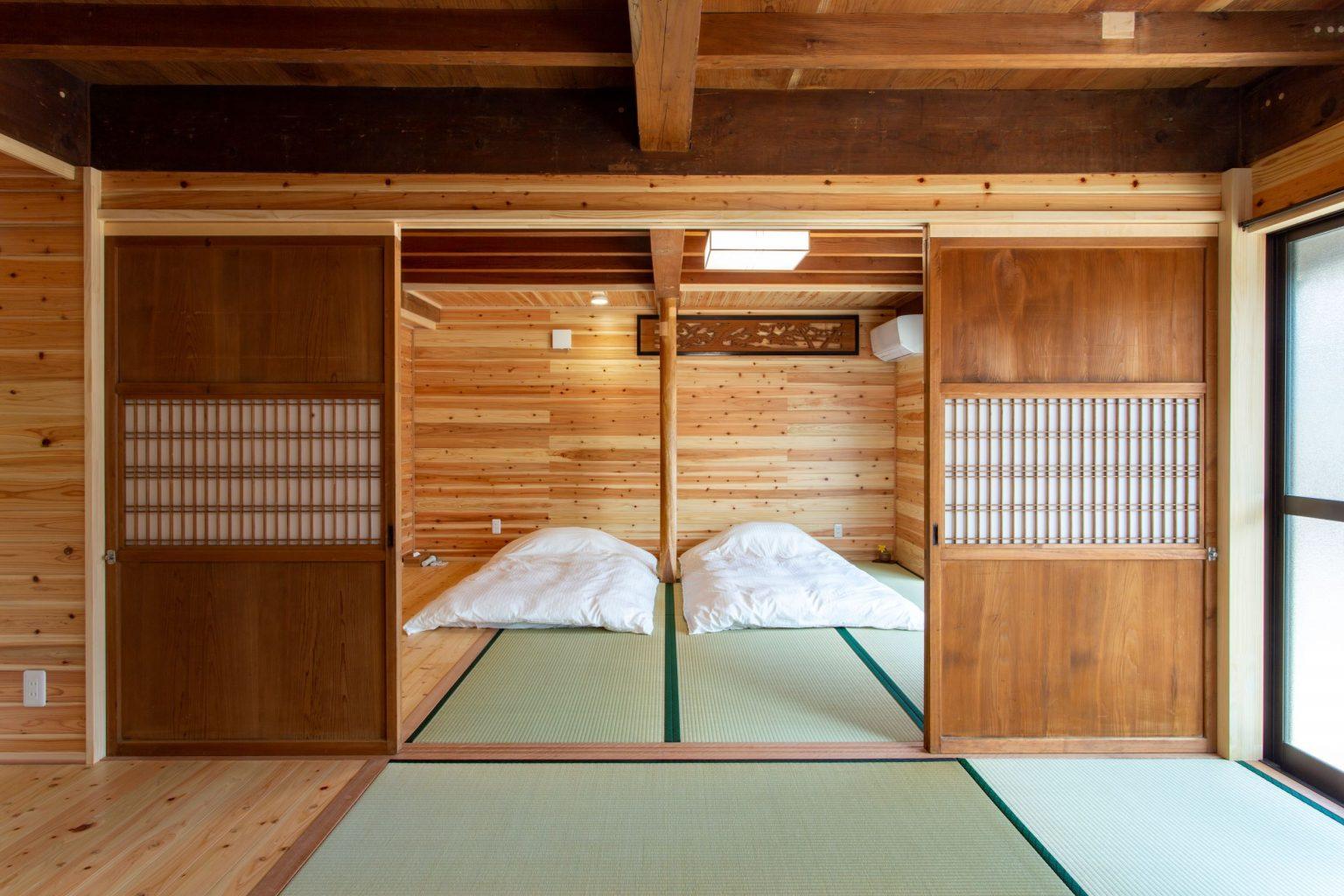 Guest room (Matsu)